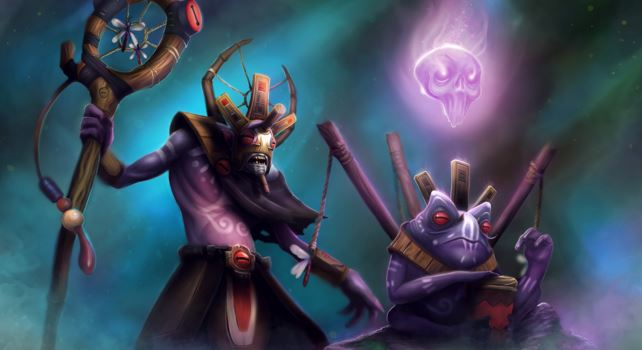Introduction to Dota 2 Items for the Witch Doctor Pt 1