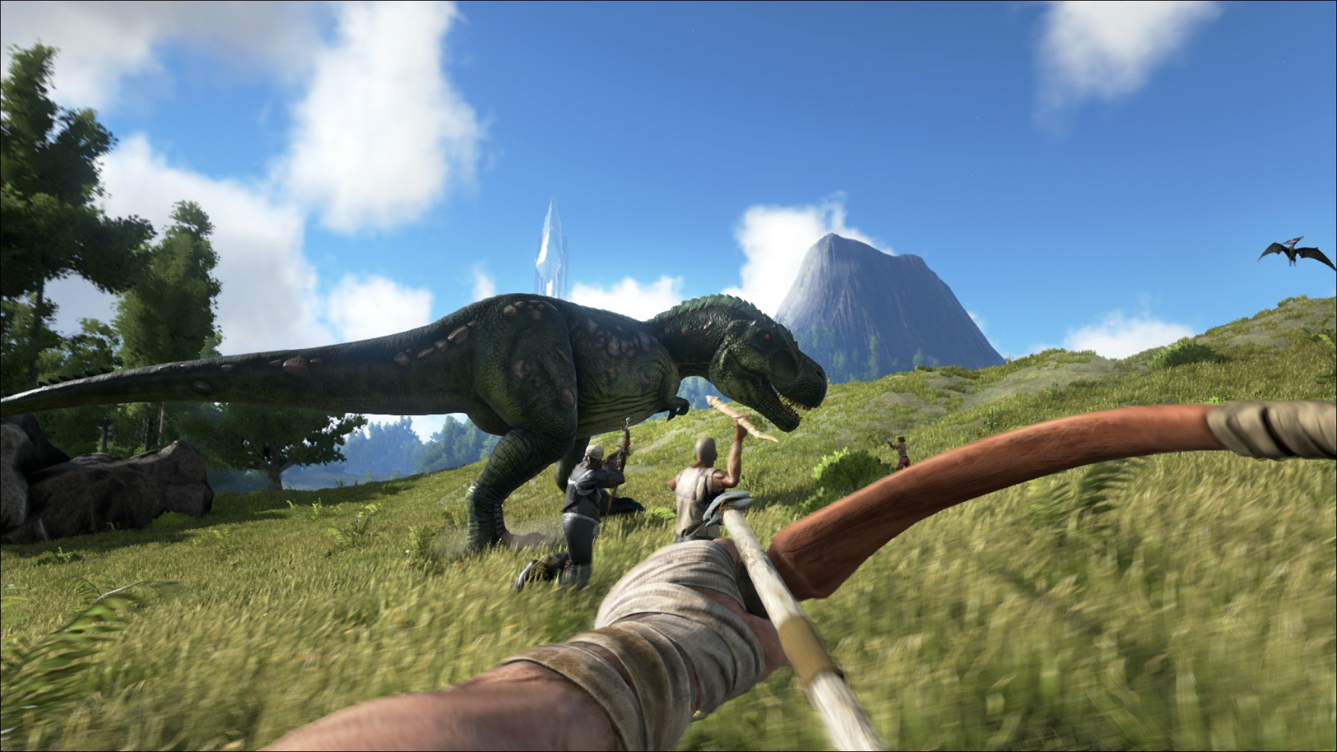 ark weapons, ark items, ark, ark survival evolved